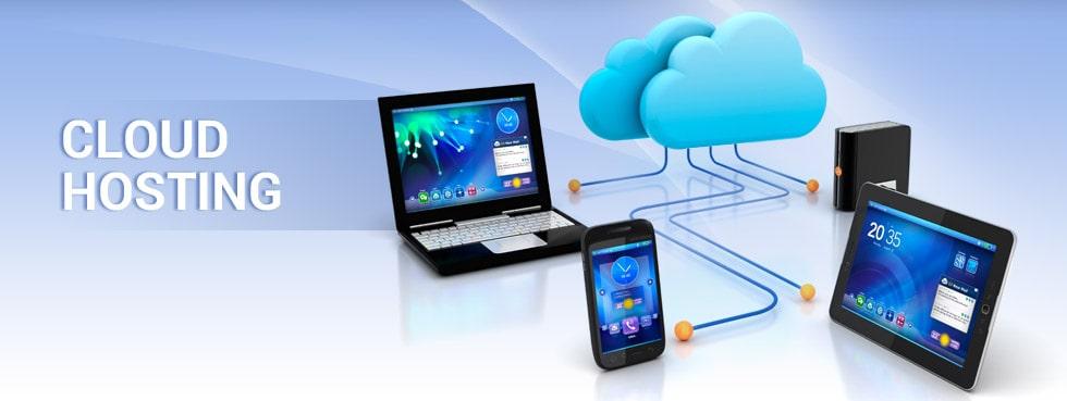 cloud hosting kya hai