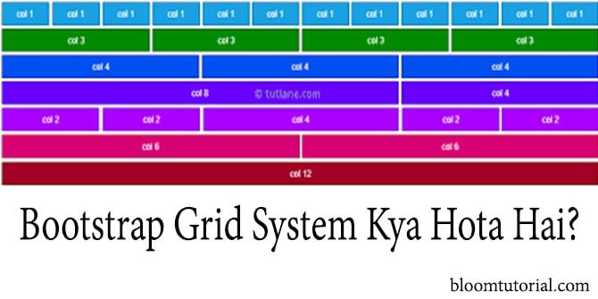 bootstrap-grid-system-kya-hai