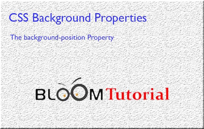 background position property