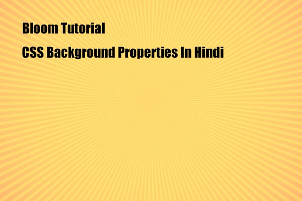 css background image property