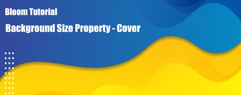 css cover property